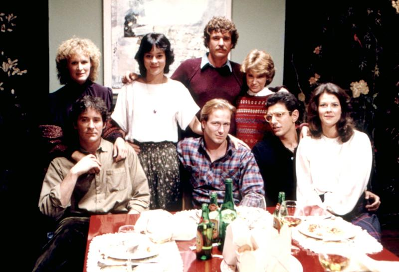 The Big Chill Cast Reunites 30 Years After Tiff Debut
