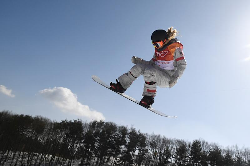 Life will never be the same for Chloe Kim, snowboarding's new rock star (AFP Photo/Martin BUREAU)