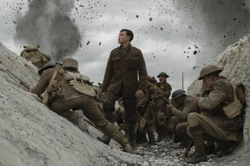 1917 Is a Movie About the Horrors of War, Told With a Devotion to Beauty and Life