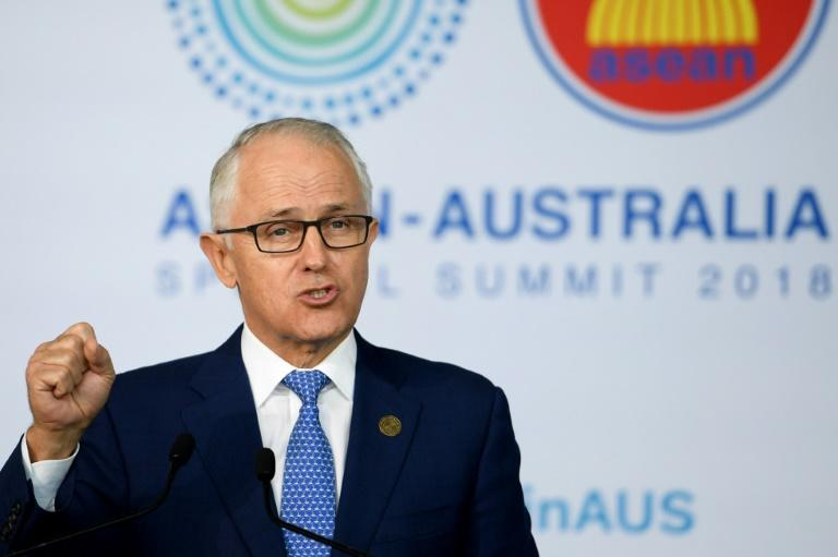 Australian Prime Minister Malcolm Turnbull pointed to the increasingly trans-national nature of terrorism