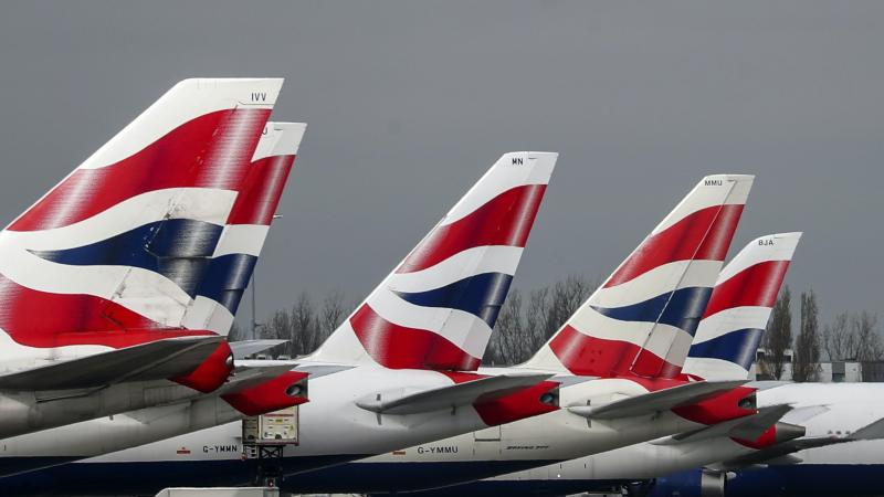 BA boss says people are 'afraid of travelling' as he defends job cuts