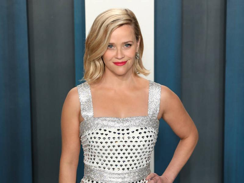 Reese Witherspoon feeling 'heavy-hearted' about state of the world