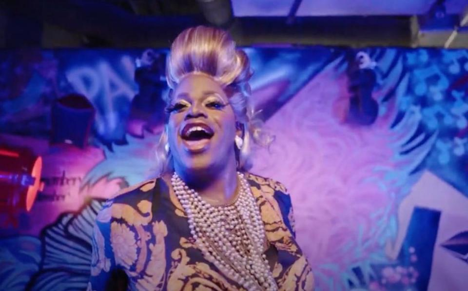 South Florida drag queen Tiffany Fantasia is sassy, unapologetic and resilient. Just don't call her legendary — yet.