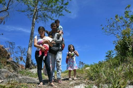 About 460,000 Venezuelans have made formal asylum requests abroad, mainly in neighbouring Latin American countries, the UN says