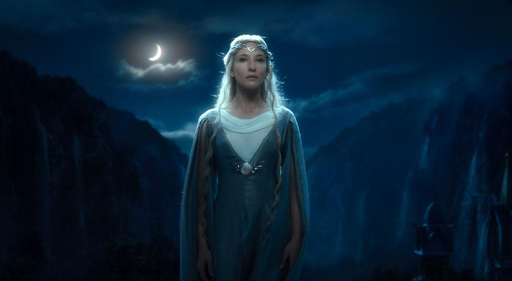 """Cate Blanchett in New Line Cinema's """"The Hobbit: An Unexpected Journey"""" - 2012"""