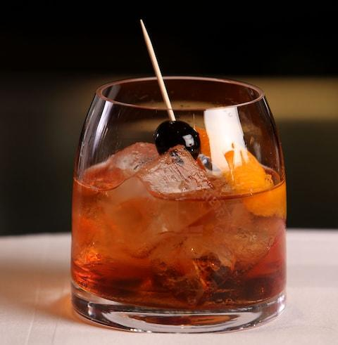 Old Fashioned  - Credit: Clara Molden
