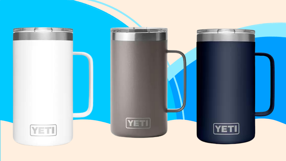 Get a grip with this handled Yeti.