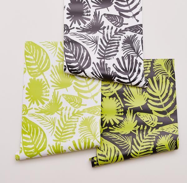 """Find the hand-drawn palm wallpaper of your dreams at Chasing Paper, along with plenty of other inspiring designs (like this one that looks like <a href=""""https://www.chasingpaper.com/wallpaper/show-your-shelf/"""" rel=""""nofollow noopener"""" target=""""_blank"""" data-ylk=""""slk:bookshelves"""" class=""""link rapid-noclick-resp"""">bookshelves</a>!). $40, Chasing Paper. <a href=""""https://www.chasingpaper.com/wallpaper/palms/?variant=34082084454537"""" rel=""""nofollow noopener"""" target=""""_blank"""" data-ylk=""""slk:Get it now!"""" class=""""link rapid-noclick-resp"""">Get it now!</a>"""