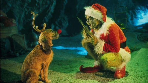 PHOTO: Jim Carrey stars in 'How the Grinch Stole Christmas,' in 2000. (Getty Images)