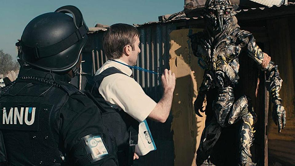 District 9 (Credit: Sony)