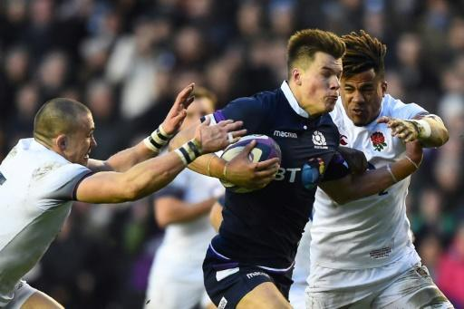 <p>Huw beauty as Scotland stun England in Six Nations</p>