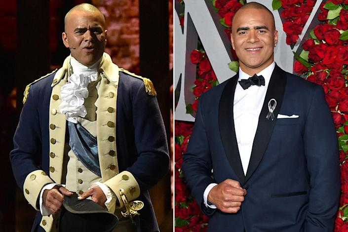 <p>George Washington himself continued his reign on TV and film, voicing Chief Tui in <em>Moana</em>, playing Peter Rivera in the mini-series <em>When They See Us</em> and Chunk Palmer in <em>Bull</em> (2016-2021). He also appeared as the Mr. Softee truck driver in<em> In the Heights</em> (2021) and is currently filming <em>And Just Like That... </em>, the mini-series sequel to <em>Sex and the City</em>, as Herbert Wexley.</p>