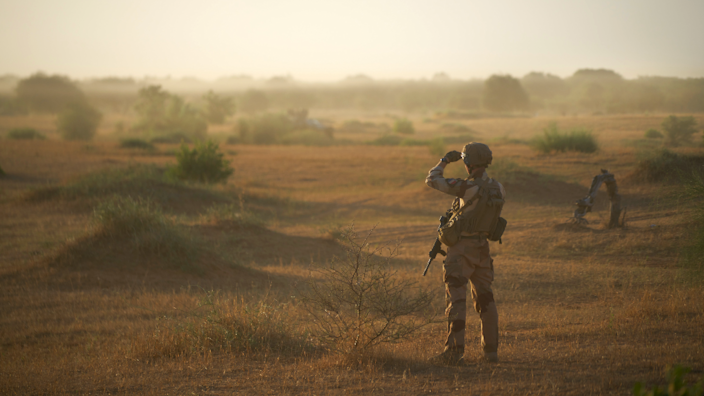West Africa faces up to policing its terror triangle