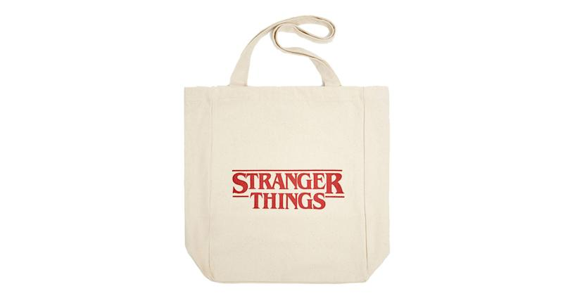 Stranger Things Tote Bag
