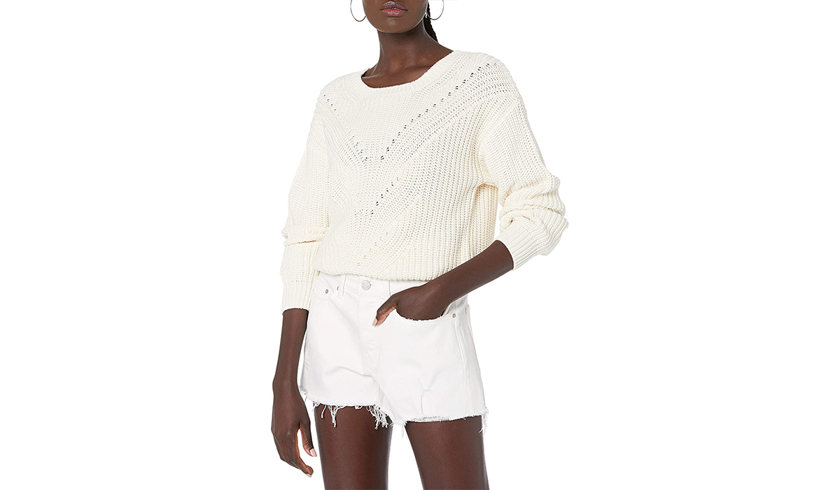 Women's Selena Cable Sweater