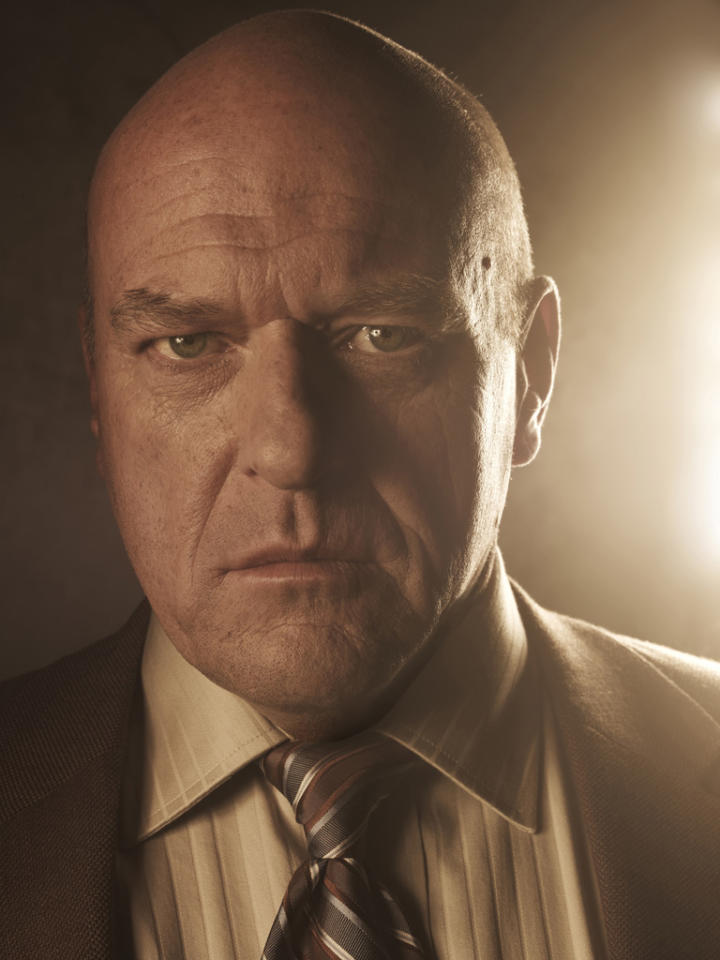 "Dean Norris stars as Hank Schrader in ""Breaking Bad."""