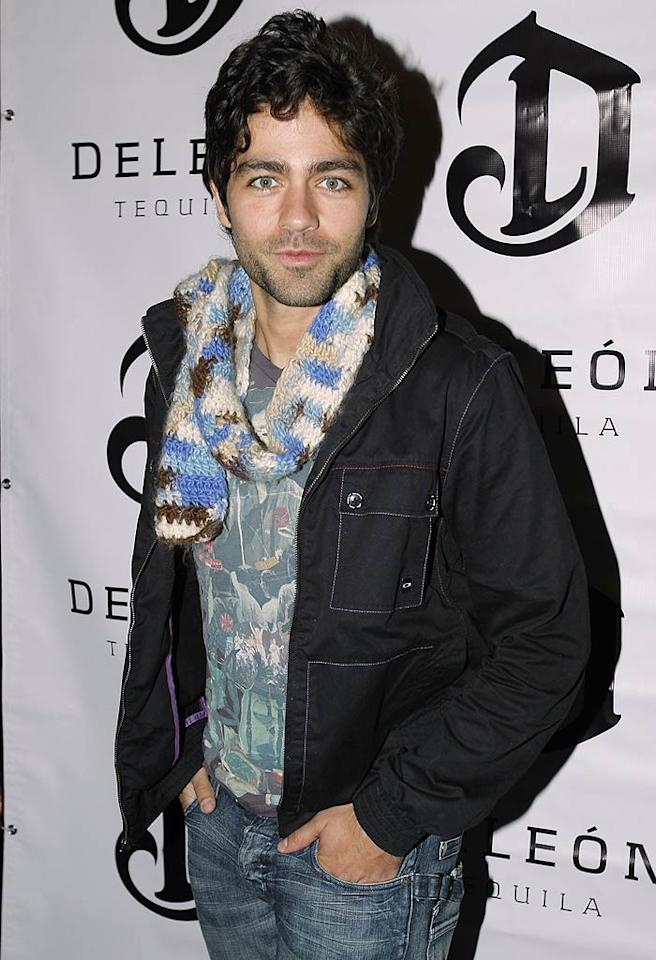 "Although his ""Entourage"" character Vincent Chase was the face of Avion tequila last season, Adrian Grenier still came out for DeLeon Tequila's birthday bash! Donato Sardella/<a href=""http://www.gettyimages.com/"" target=""new"">GettyImages.com</a> - May 15, 2011"