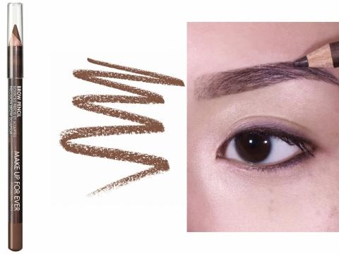 MAKE UP FOR EVER Brow Pencil自然順滑眉筆 $160 (5色)