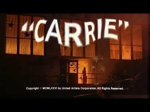 """<p>Stephen King's supernatural horror novel became a classic scary movie when it was released in 1976, highlighting the horrors of adolescence, puberty, and high school in general. </p><p><a class=""""link rapid-noclick-resp"""" href=""""https://www.amazon.com/Carrie-Sissy-Spacek/dp/B07HQ3C33J/ref=sr_1_1?keywords=carrie&qid=1569617481&s=movies-tv&sr=1-1&tag=syn-yahoo-20&ascsubtag=%5Bartid%7C10054.g.35995580%5Bsrc%7Cyahoo-us"""" rel=""""nofollow noopener"""" target=""""_blank"""" data-ylk=""""slk:WATCH IT"""">WATCH IT</a></p><p><a href=""""https://www.youtube.com/watch?v=VSF6WVx_Tdo"""" rel=""""nofollow noopener"""" target=""""_blank"""" data-ylk=""""slk:See the original post on Youtube"""" class=""""link rapid-noclick-resp"""">See the original post on Youtube</a></p>"""