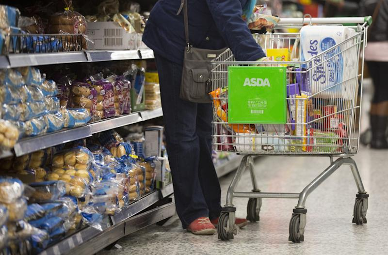 Walmart considering floating UK's Asda on stock exchange