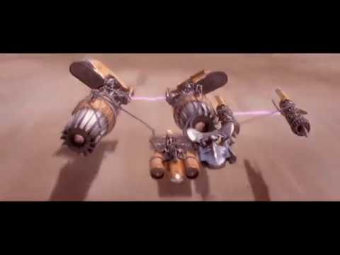 """<p>His podracer has four engines, that's why there's """"quad"""" in his name. He barely does anything in the movies, but he's great in the Star Wars: Racer video games.</p><p><a href=""""https://www.youtube.com/watch?v=pLrkl4ho3ro"""" rel=""""nofollow noopener"""" target=""""_blank"""" data-ylk=""""slk:See the original post on Youtube"""" class=""""link rapid-noclick-resp"""">See the original post on Youtube</a></p>"""