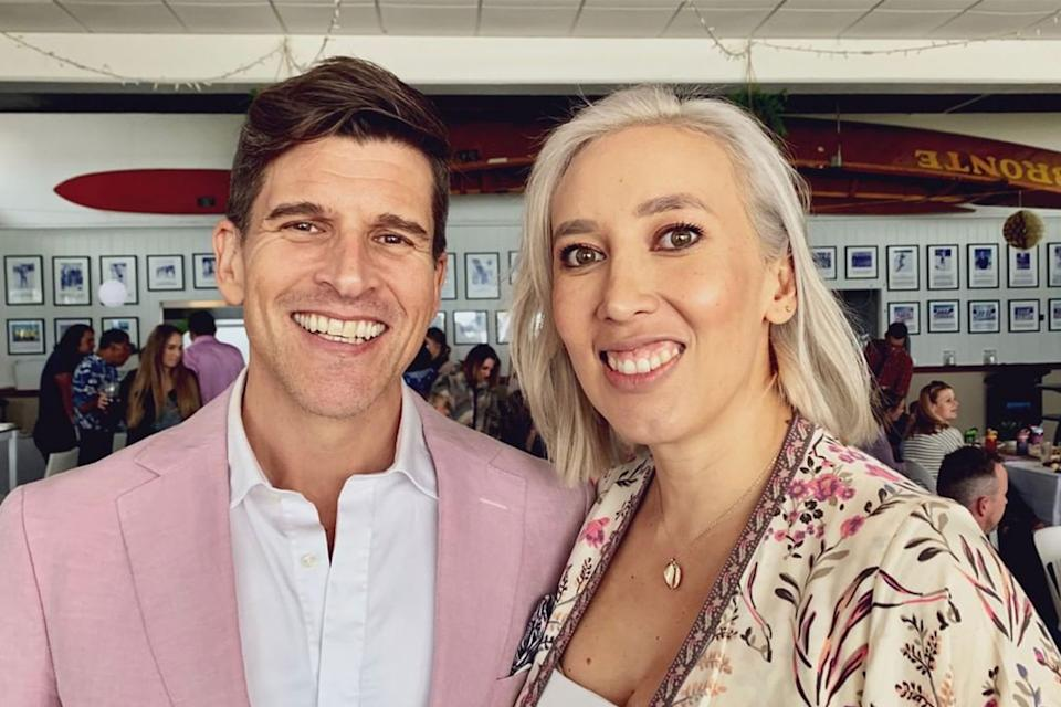 osher gunsberg and wife audrey griffin