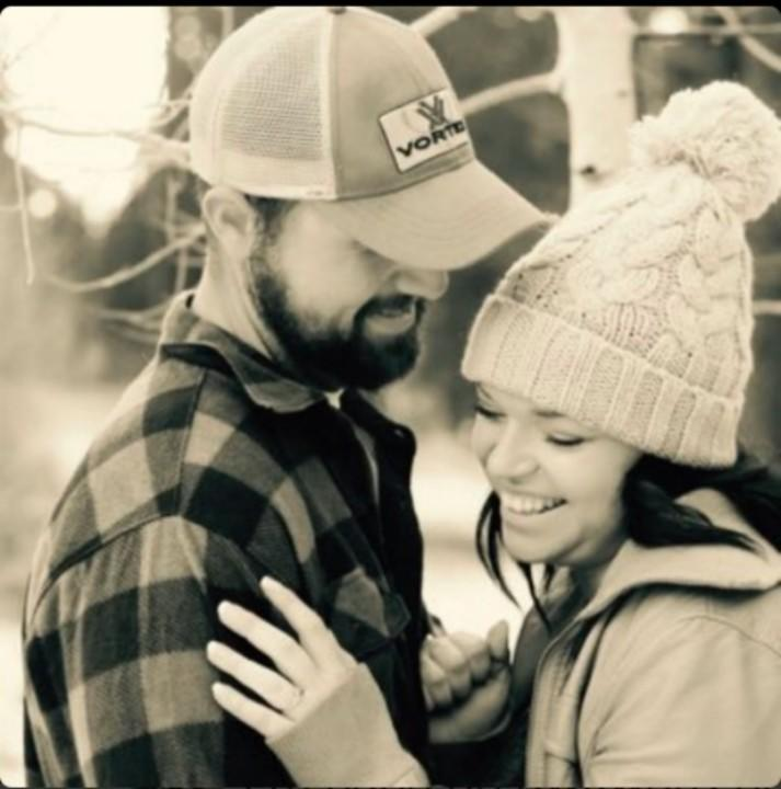 Janelle's daughter Maddie just married Caleb Bushin an intimate outdoor ceremony in Montana in June 2016.