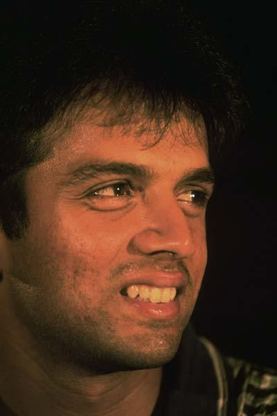 Rahul's first Test century came against South Africa in Johannesburg in 1997. India were on course for a famous victory in the match with just 2 South African wickets pending to be picked up when play had to be called off due to poor light.