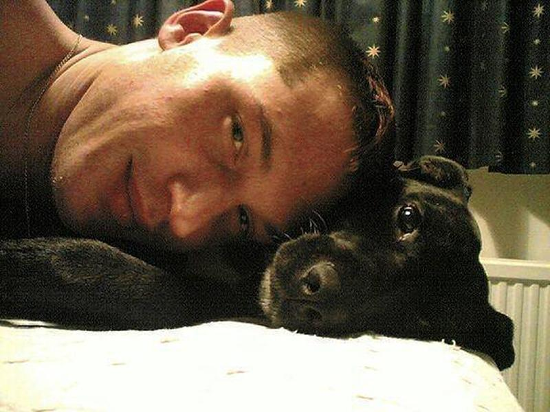 """<p>You're welcome for including this adorable snapshot of Hardy and his pup just chilling. (Photo: <a rel=""""nofollow noopener"""" href=""""https://www.facebook.com/TomHardyUK/photos/a.643638628980503.1073741829.555896884421345/655052421172457/?type=3&theater"""" target=""""_blank"""" data-ylk=""""slk:Tom Hardy via Facebook"""" class=""""link rapid-noclick-resp"""">Tom Hardy via Facebook</a>)<br><br></p>"""