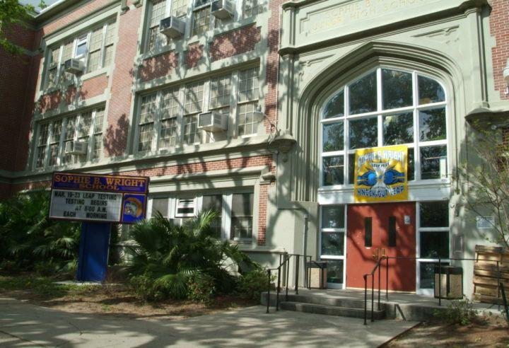 A New Orleans high school is barring some students from graduation after they executed a senior prank. (Photo: Sophie B. Wright Charter School)