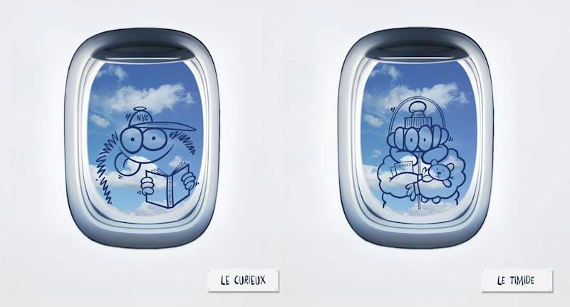 La Compagnie Is Creating an In-Flight Art Gallery