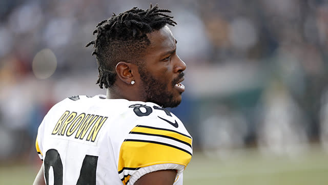 NFL Network's Willie McGinest and David Carr react to the drama surrounding Pittsburgh Steelers wide receiver Antonio Brown this offseason.