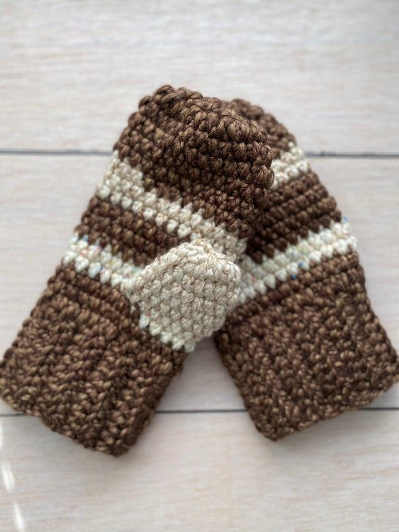 <p>Add these <span>Bernie Sanders Upcycled Wool Mittens</span> ($50) to your winter fashion accessories ASAP.</p>
