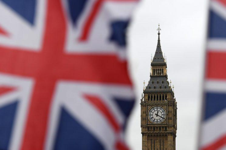 British consumers are pledging to back the country by buying UK goods (Carl Court/Getty Images)