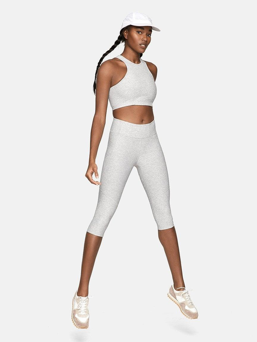 <p>This <span>Outdoor Voices Athena Crop Top</span> ($45) is the perfect hybrid between a bra and a crop top. Even those with larger busts can wear it comfortably to a low-impact workout.</p>