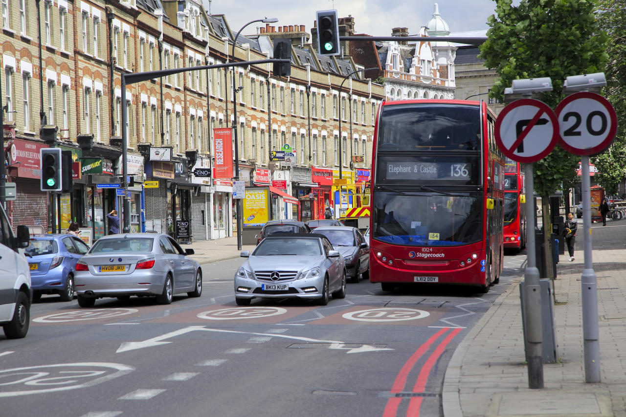 <p>Car break-ins in south east London, around places such as Deptford, saw this area ranked way down the safe cities table. South east London came second behind north west London for the highest incidents of burglaries. (Geography Photos/UIG via Getty Images) </p>