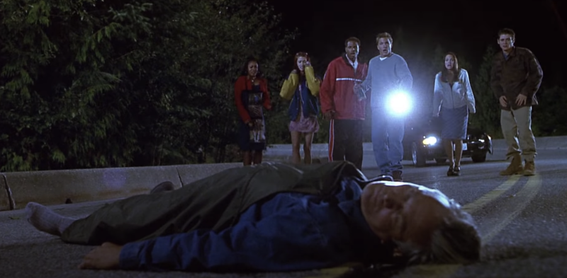 A still from Scary Movie. (Dimension)