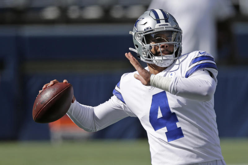 2020 NFL's Week 4: Previews, TV networks and kickoff times for Sunday's games. (AP Photo/John Froschauer)