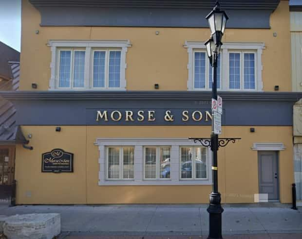 Ernie Morgan of Morse & Son Funeral Home in Niagara Falls says he expects the industry  to embrace some of the technological practices that have become common under COVID-19 restrictions. (Google - image credit)