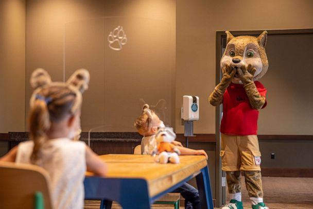 PHOTO: Distance learning at Great Wolf Lodge. (Great Wolf Lodge )