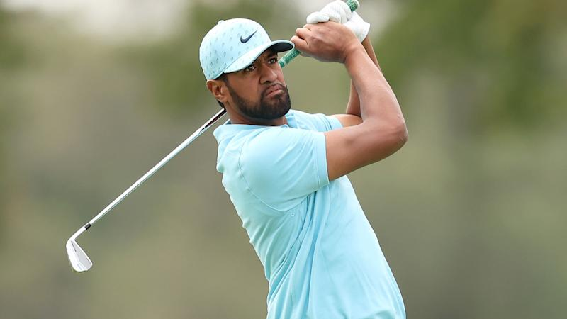 Tony Finau out of Shriners after positive COVID-19 test
