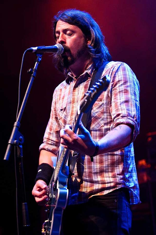 """January 14: Dave Grohl turns 42 Paul Morigi/<a href=""""http://www.wireimage.com"""" target=""""new"""">WireImage.com</a> - May 31, 2010"""