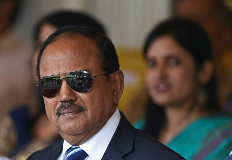 National Security Advisor Ajit Doval said the lifting of a communications blackout would depend 'on how Pakistan behaves'