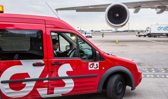 G4S guarded as it faces £3bn hostile takeover bid