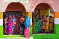 Some 70 million people are eligible to vote in the Indian state of Bihar in the world's biggest election since the pandemic erupted