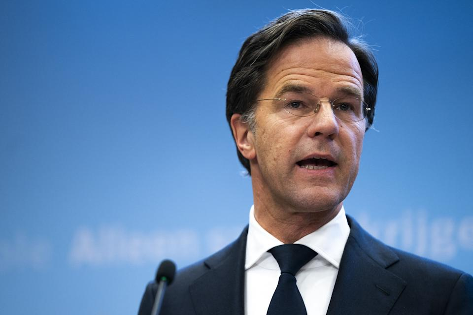 Mark Rutte aspira a su cuarto mandato en Países Bajos. (Photo by BART MAAT/ANP/AFP via Getty Images)