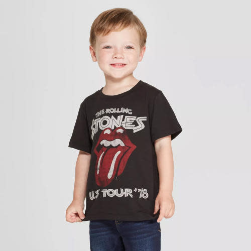 Best Kids Band Tees - Rolling Stones Shirt