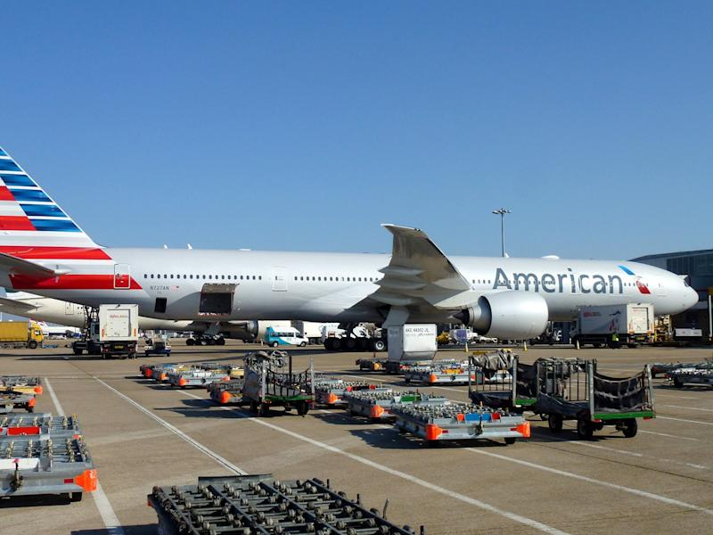 An American Airlines Flight Was Delayed 27 Hours After Its