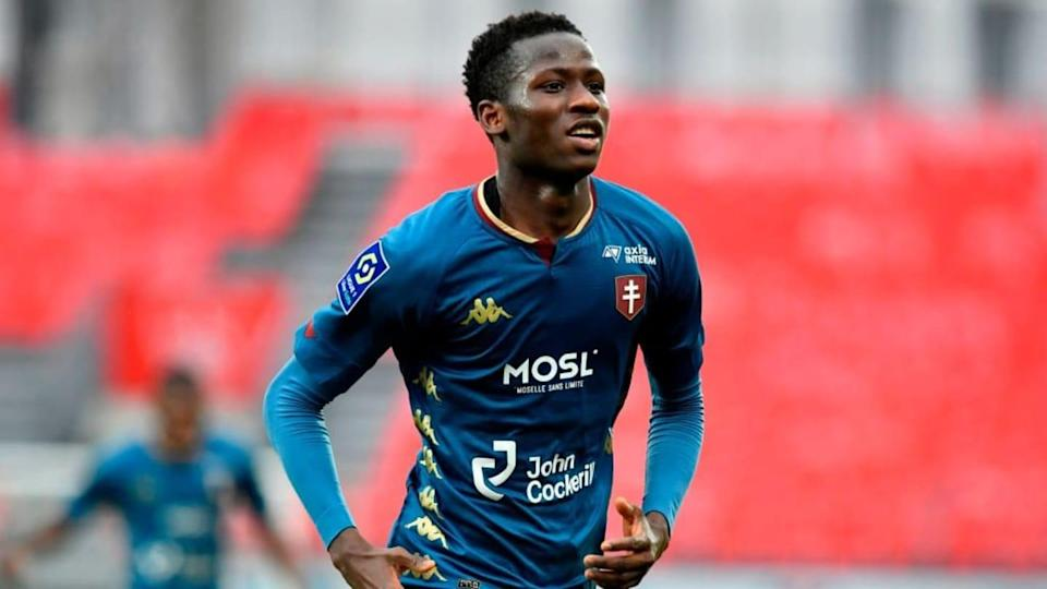 Pape Sarr | FRED TANNEAU/Getty Images