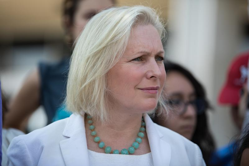 Sen.Kirsten Gillibrand is also sponsoring the bill. (The Washington Post via Getty Images)